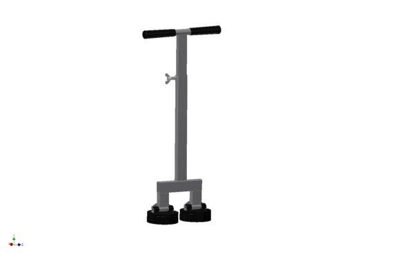 Accessoires assainissement Dispositif d'ouverture de trappe magnétique