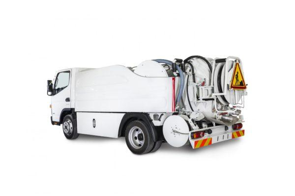 BAROCLEAN MIAMI 7.5 T – Combiné hydrocureur