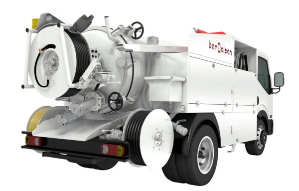 BAROCLEAN ORIGINAL / PAHO – Combiné hydrocureur
