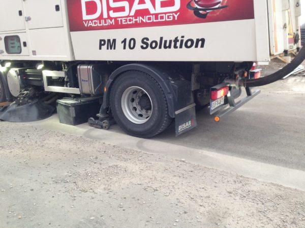DISAB Vacuum DISA-CLEAN – The Dust Buster Assainisement