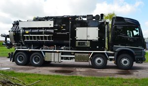DISAB Vacuum Centurion™ LN20 Assainisement