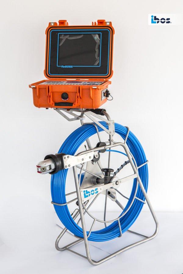 IBOS VIDEO REVI 260 avec caméra rotative