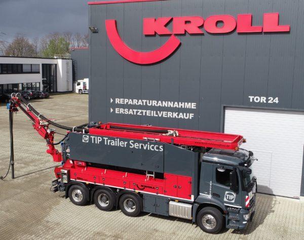 KROLL 4 essieux Assainisement