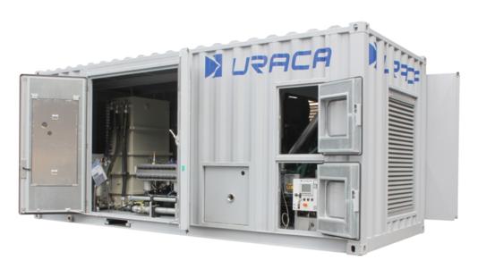 URACA JetPower480 Assainisement