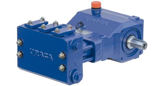 URACA Hochdruck Dreiplunger-Pumpe P3-08