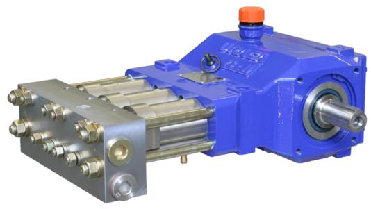 URACA Hochdruck Dreiplunger-Pumpe P3-10