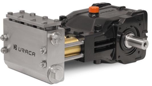 URACA Hochdruck Dreiplunger-Pumpe P3-15