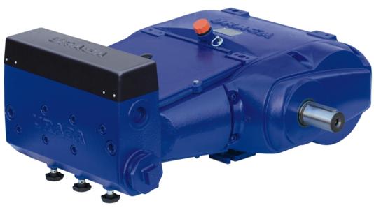 URACA High Pressure Triplex Plunger Pump P3-45
