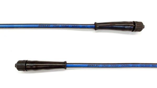 Dynajet - Pièces nettoyeurs à haute pression Flexible eau 500bar DN10 50m 2x M22x1,5