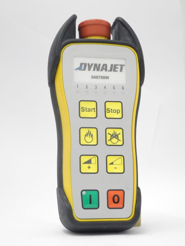 DYNAJET DYNAJET 350th HELI ATC RC Assainissement