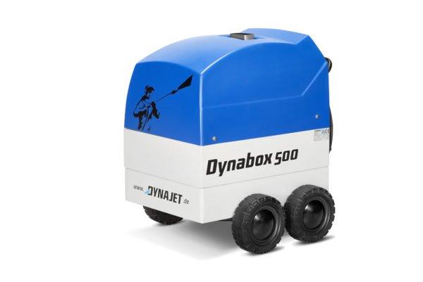 DYNAJET DYNABOX 500 230V/50Hz Assainissement