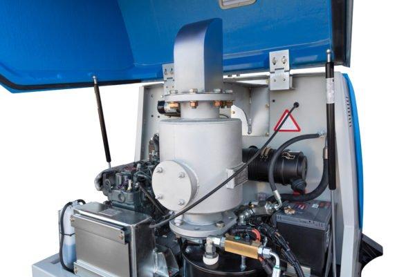 Dynajet - Pièces nettoyeurs à haute pression Jeu de pare-étincelles p moteur+brûleur Assainisement
