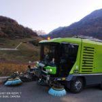 Ravo électrique dans les alpes par TKSA